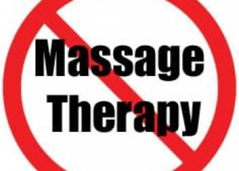 When Men Should Not Go for Massage