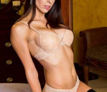 Eva Long in Las Vegas escort