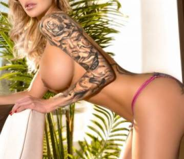Adisson Richards in Toronto escort