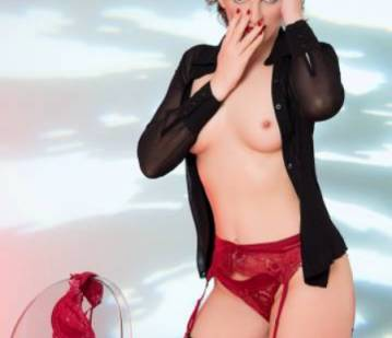 Anna Douce in Frankfurt escort