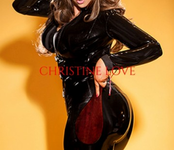 ChristineLove in London escort