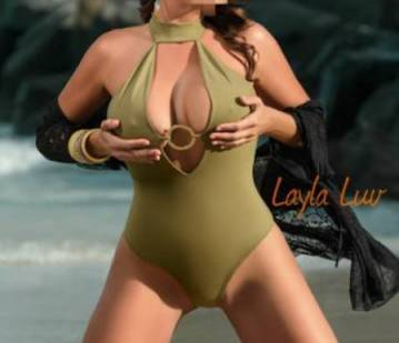 layla luv in Tallahassee escort