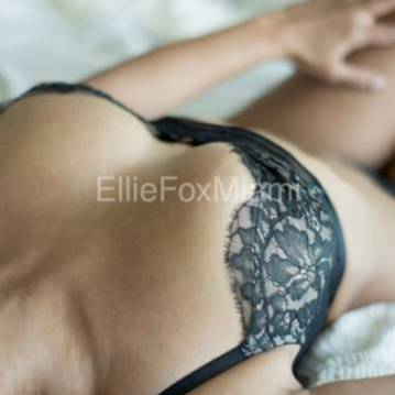 Miami Escort Ellie Fox Weber Adult Entertainer, Adult Service Provider, Escort and Companion.